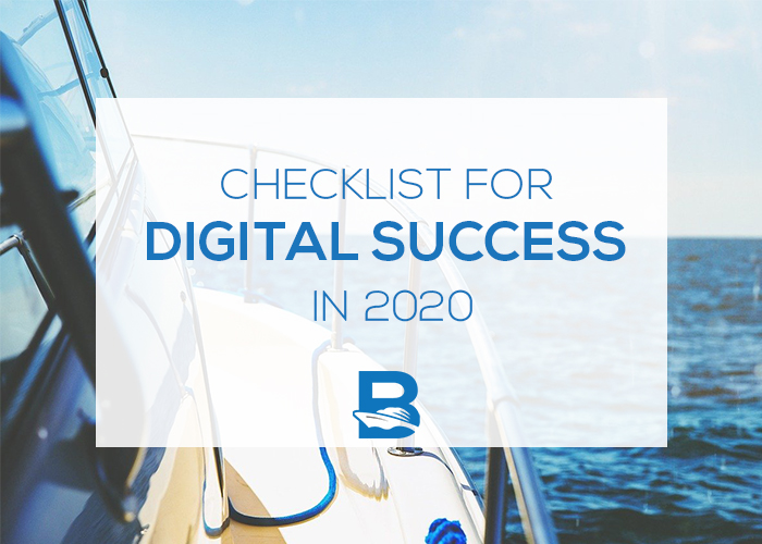 This is Blog about Checklist For Digital Marketing Success In 2020