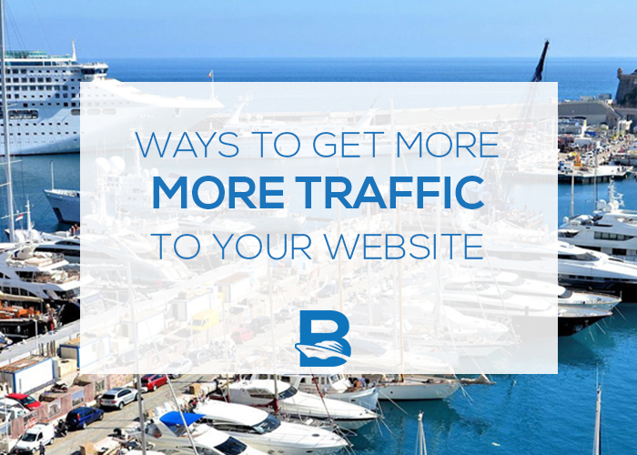 This is Blog about Get More Website Traffic with These 30 Ways